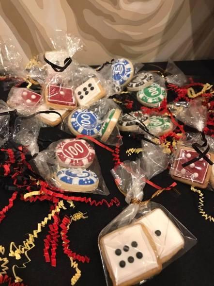 Casino cookies!