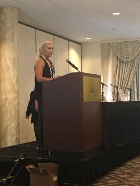 Keynote Speaker Rachel Van Dyken