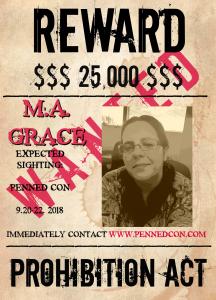M.A. Grace